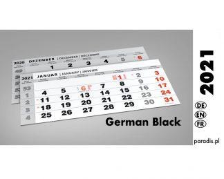 Kalendaria sześciodzielne 2021