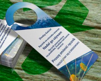 Informatory środowiskowe - gotowe druki