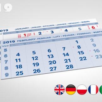 Kalendaria panoramiczne 2019