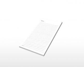 Bloczki konferencyjne, notesy telefoniczne - druk z projektu