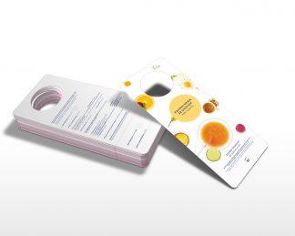Druki restauracyjne - druk z projektu