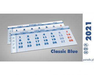 Kalendaria trójdzielne 2021